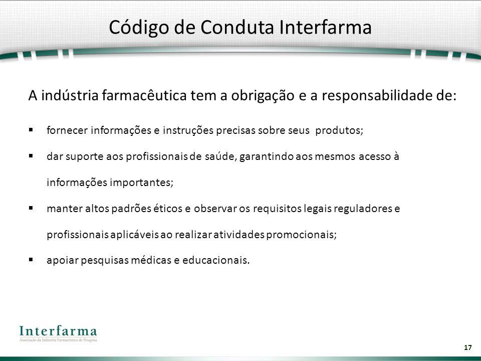 Código de Conduta Interfarma