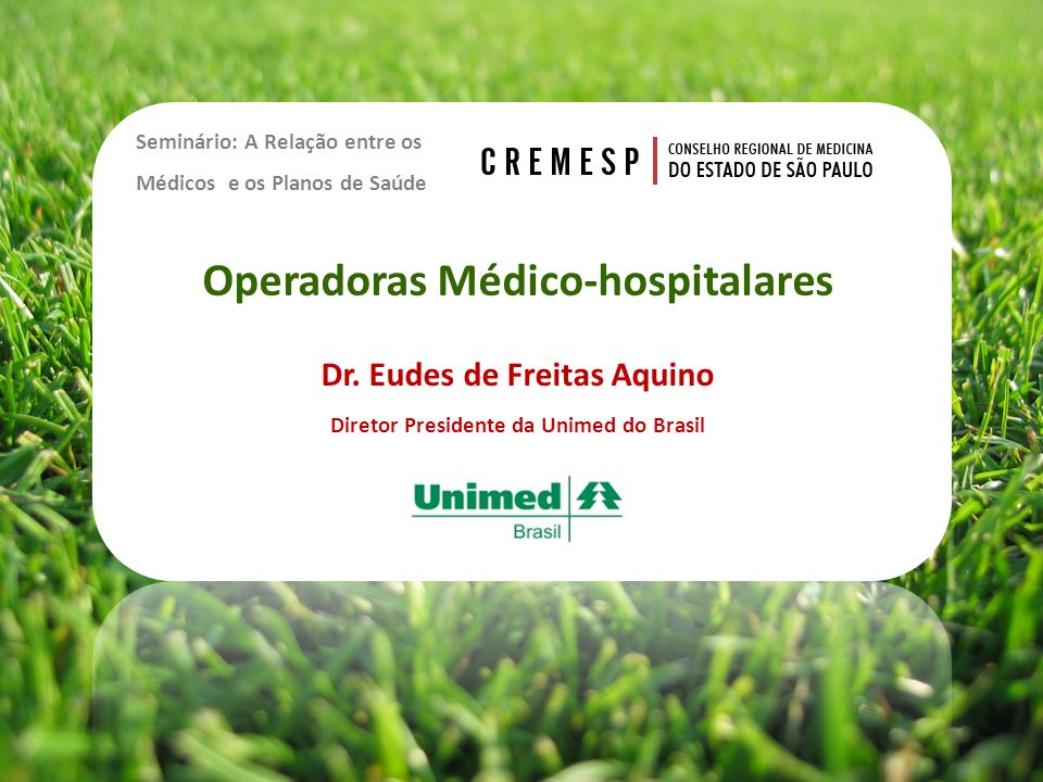 Operadoras Médico-hospitalares