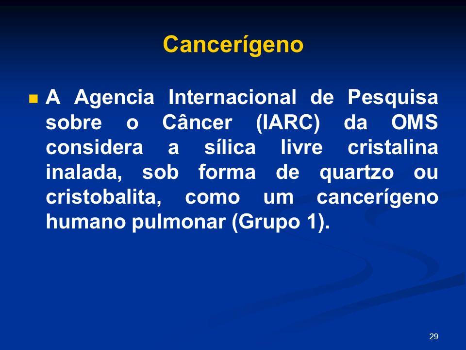 Cancerígeno