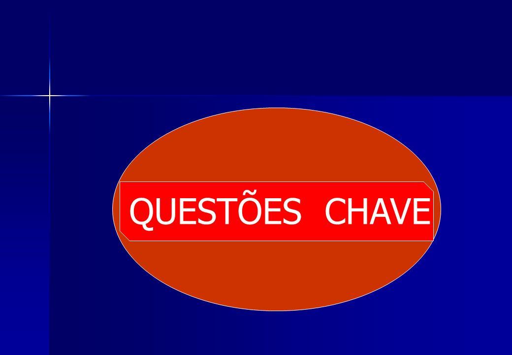 QUESTÕES CHAVE