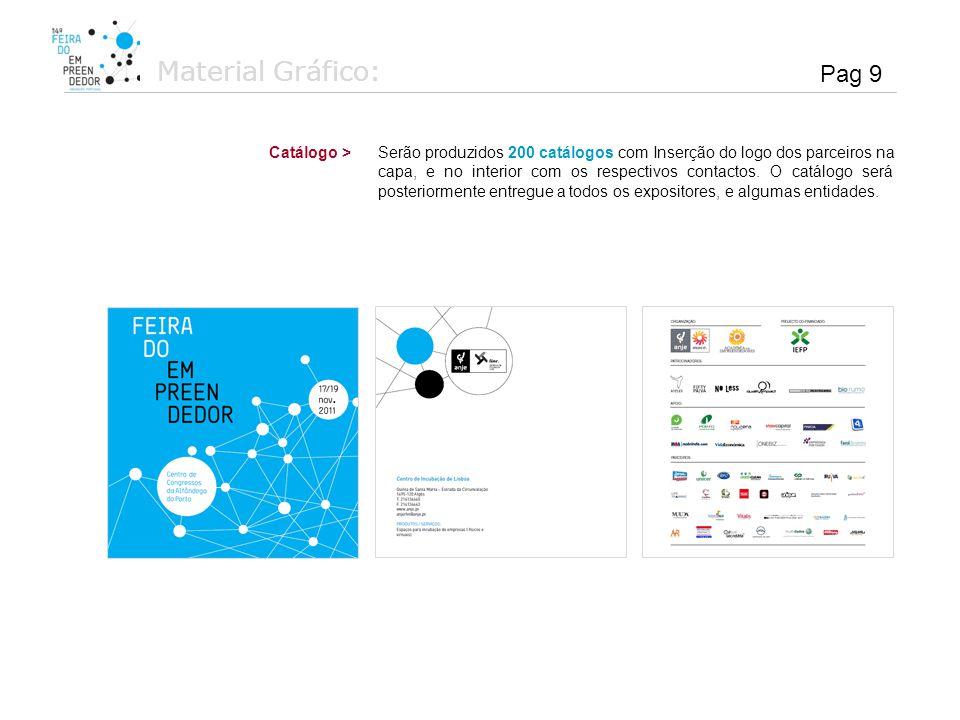 Material Gráfico: Pag 9 Catálogo >