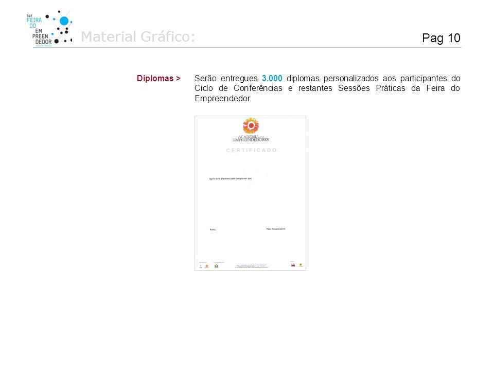 Material Gráfico: Pag 10 Diplomas >