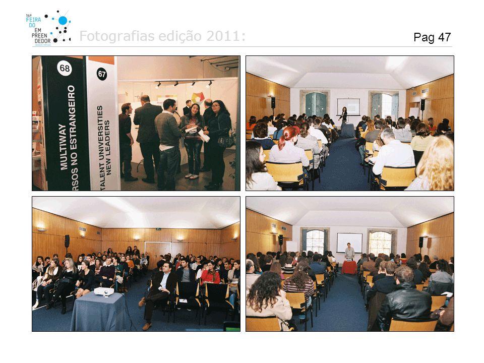 Fotografias edição 2011: Pag 47
