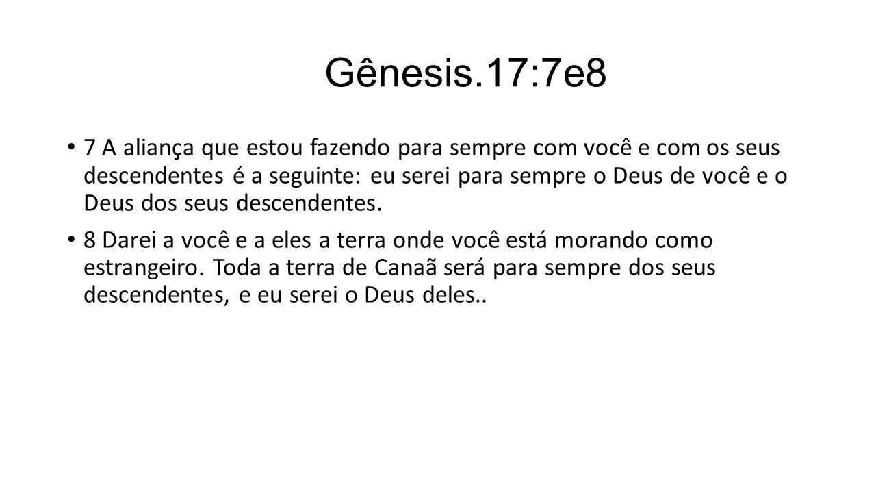 Gênesis.17:7e8