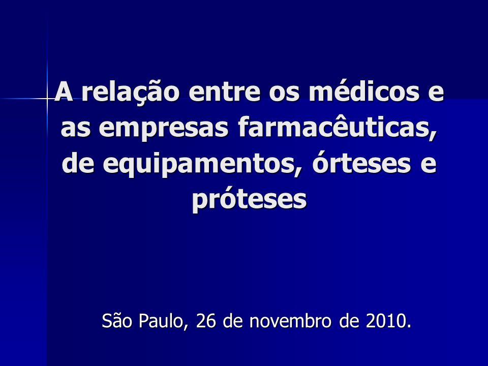 São Paulo, 26 de novembro de 2010.