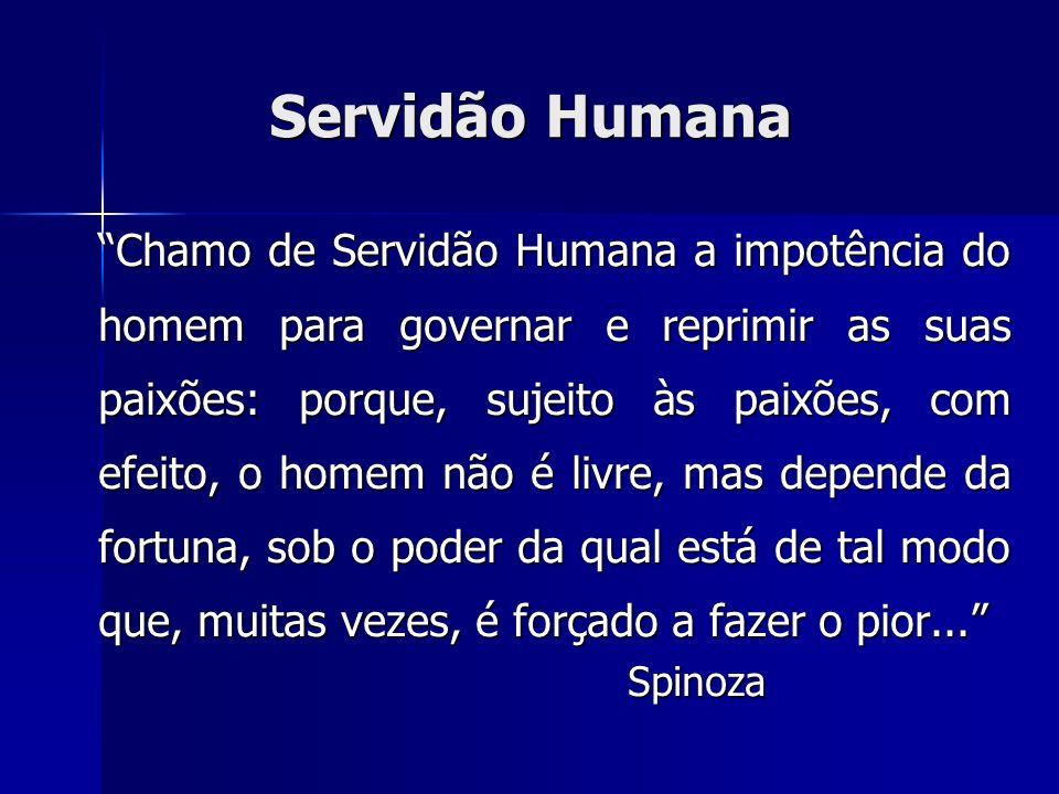 Servidão Humana