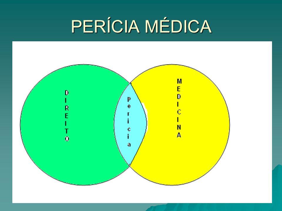 PERÍCIA MÉDICA
