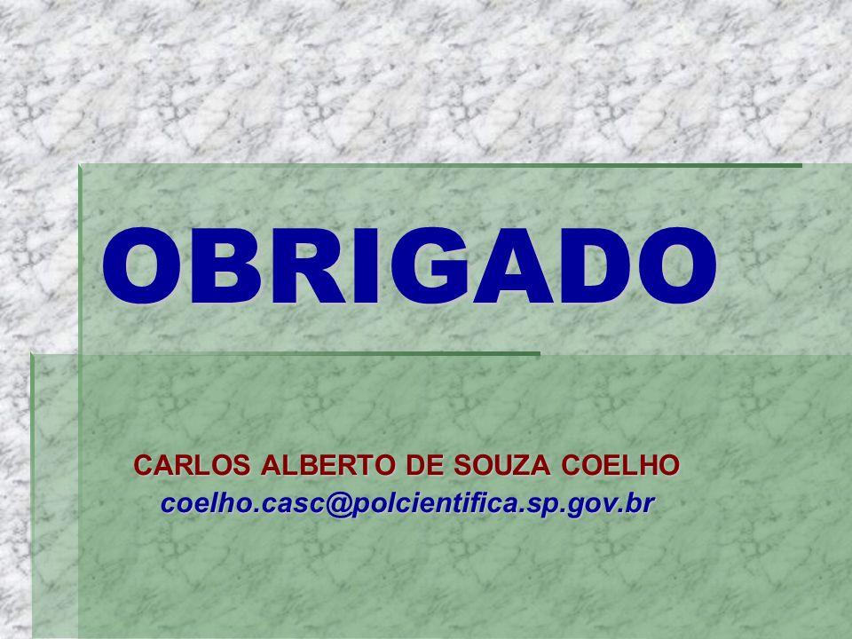 CARLOS ALBERTO DE SOUZA COELHO coelho.casc@polcientifica.sp.gov.br