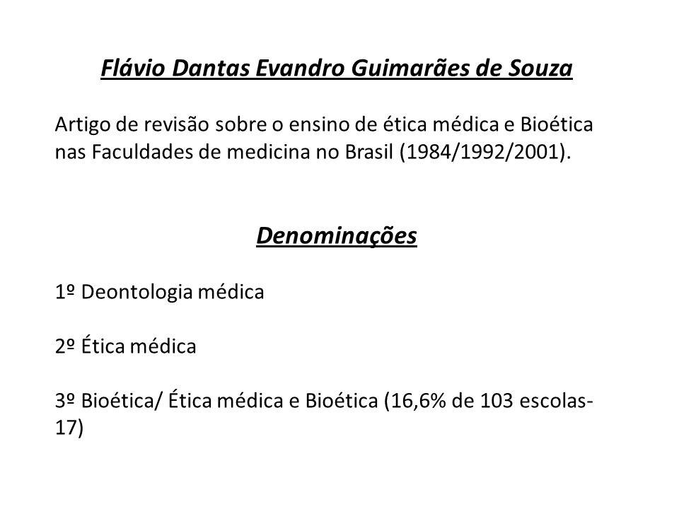 Flávio Dantas Evandro Guimarães de Souza
