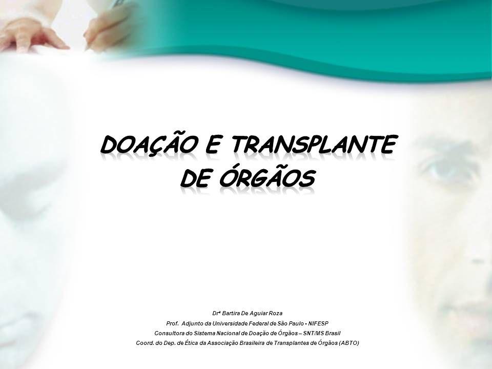 Doação e Transplante de Órgãos
