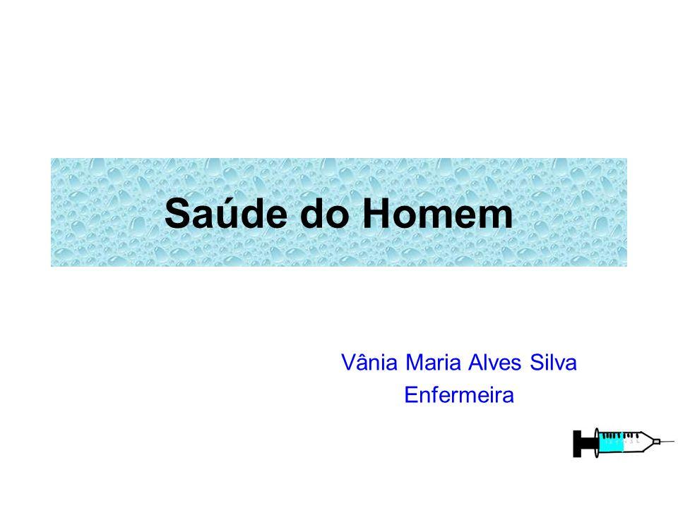 Vânia Maria Alves Silva Enfermeira