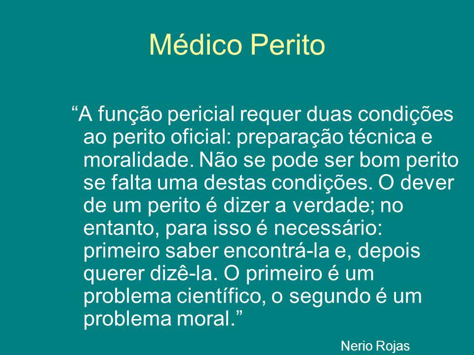 Médico Perito