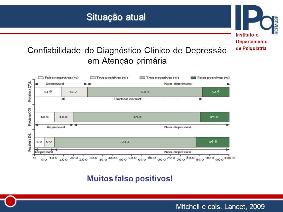 Confiabilidade do Diagnóstico Clínico de Depressão em Atenção primária