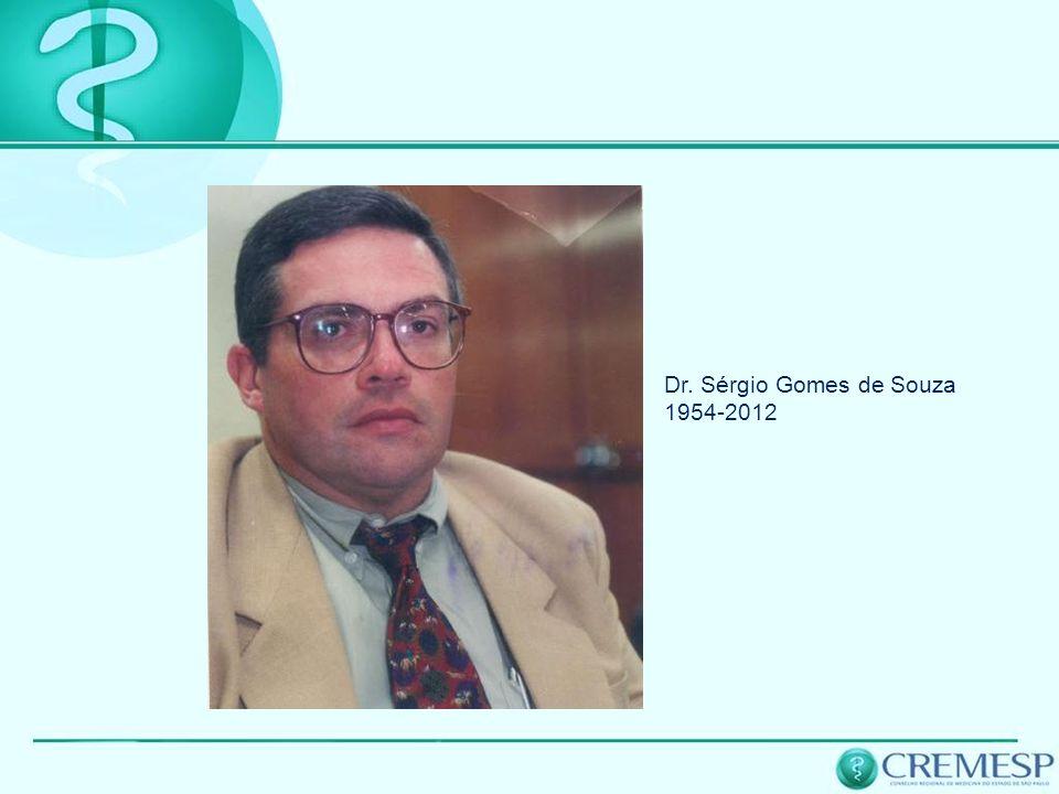 Dr. Sérgio Gomes de Souza