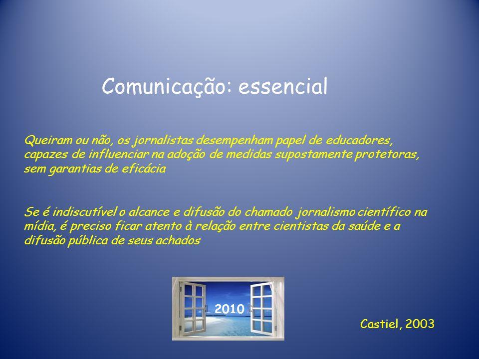 Comunicação: essencial