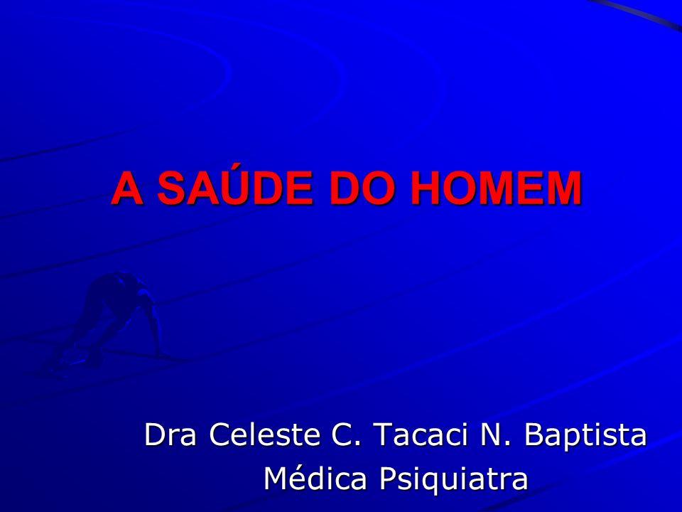 Dra Celeste C. Tacaci N. Baptista Médica Psiquiatra