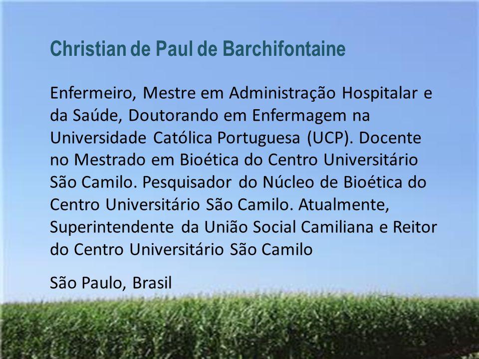 Christian de Paul de Barchifontaine