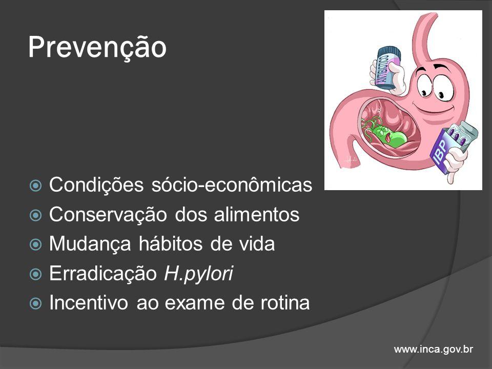 Prevenção Condições sócio-econômicas Conservação dos alimentos