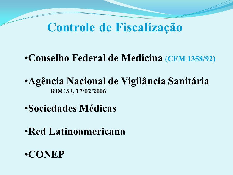 Controle de Fiscalização