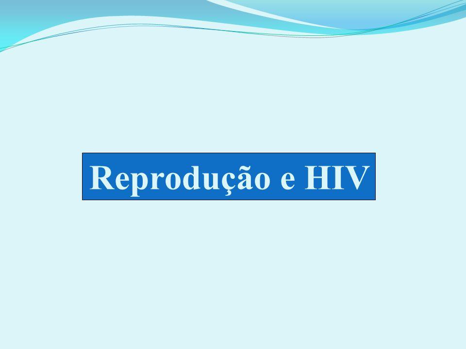 Reprodução e HIV