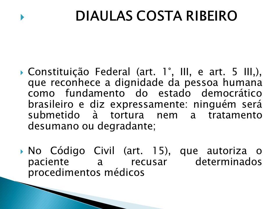 DIAULAS COSTA RIBEIRO