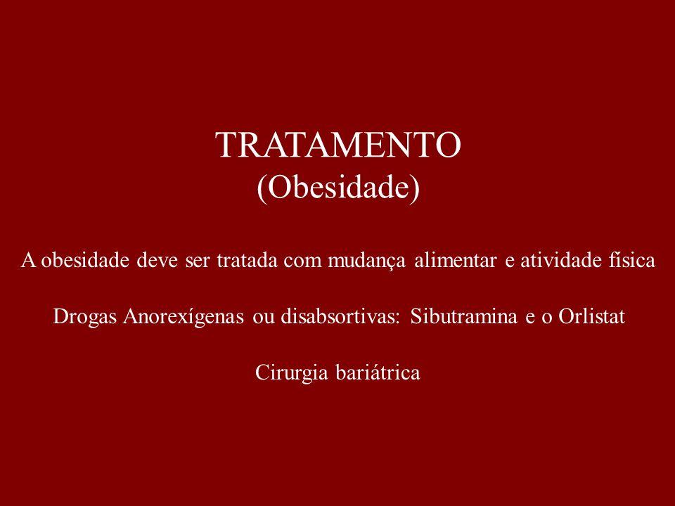 TRATAMENTO (Obesidade)