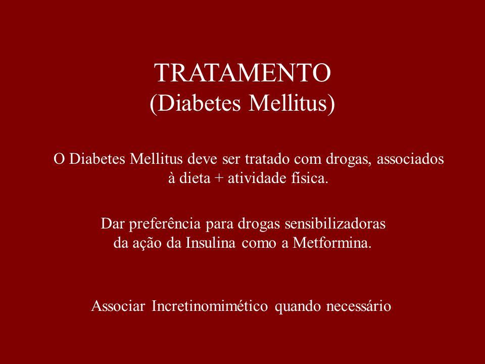 TRATAMENTO (Diabetes Mellitus)