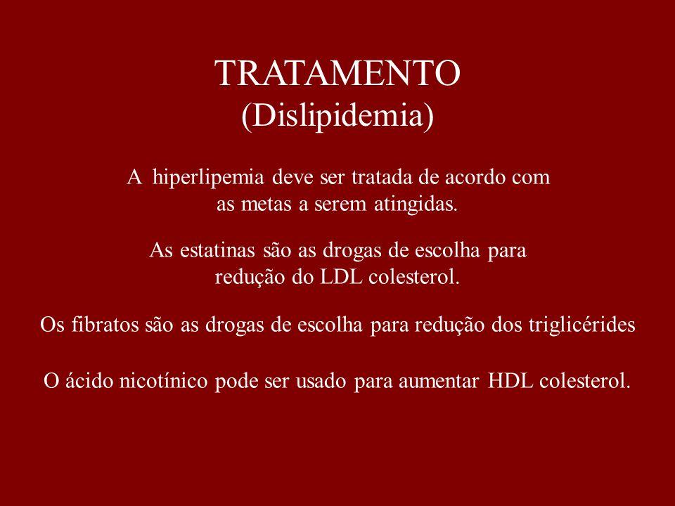 TRATAMENTO (Dislipidemia)