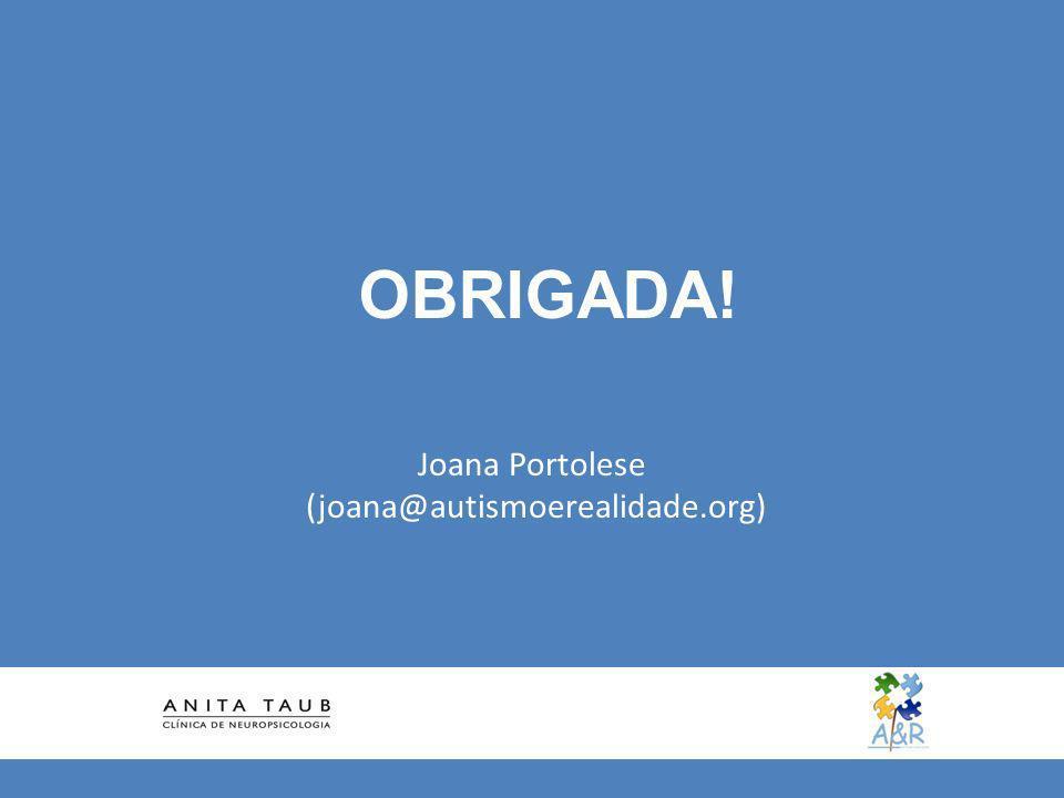 (joana@autismoerealidade.org)
