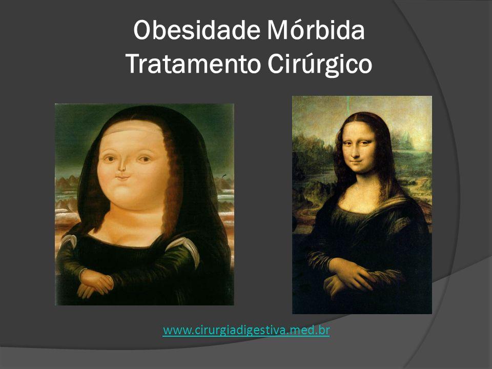 Obesidade Mórbida Tratamento Cirúrgico