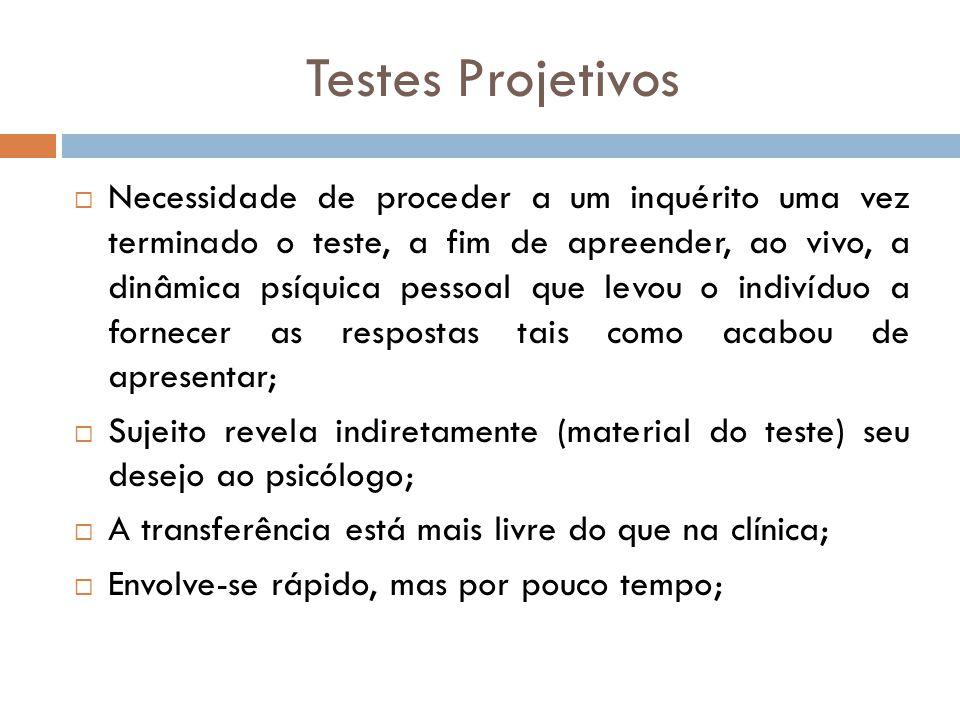 Testes Projetivos