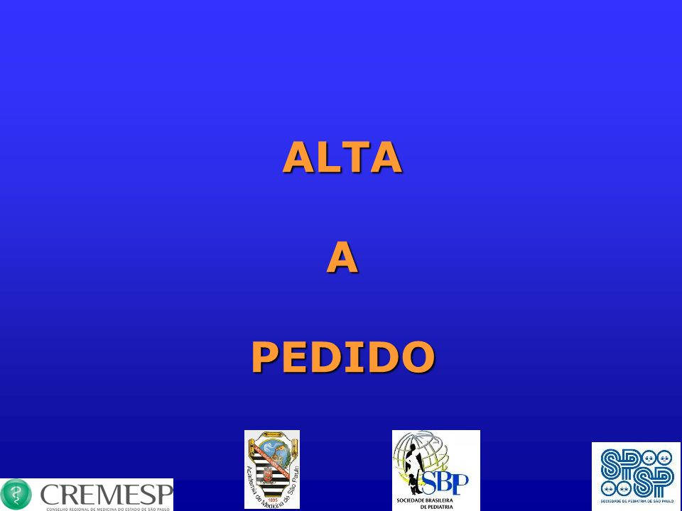 ALTA A PEDIDO