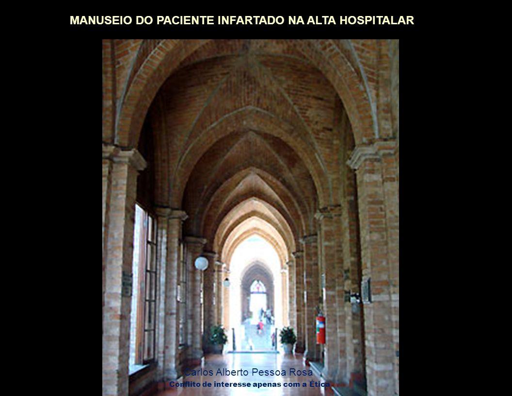 MANUSEIO DO PACIENTE INFARTADO NA ALTA HOSPITALAR