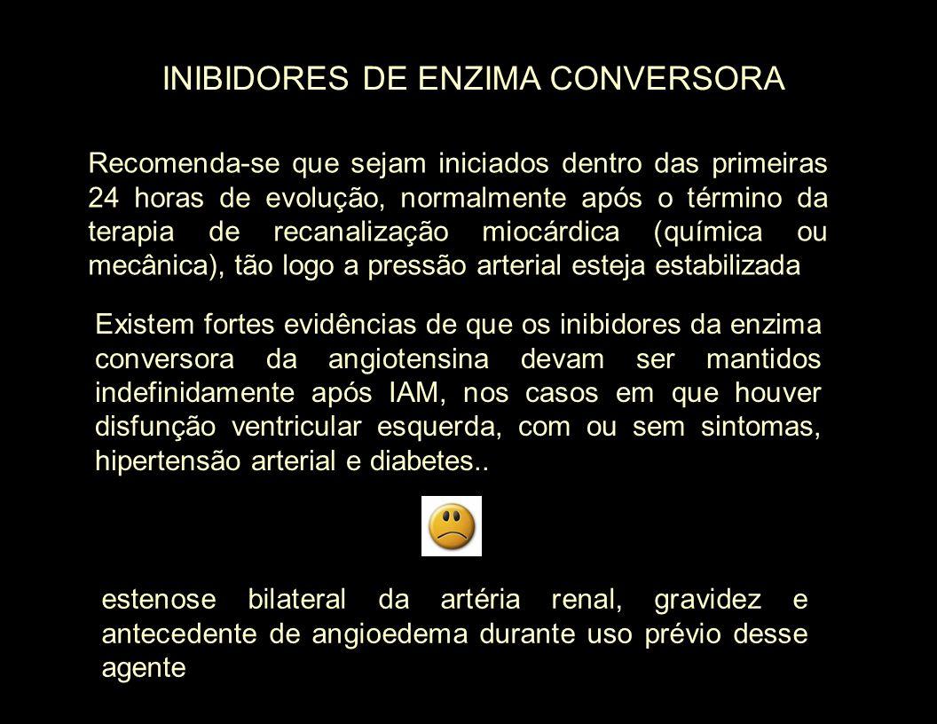 INIBIDORES DE ENZIMA CONVERSORA