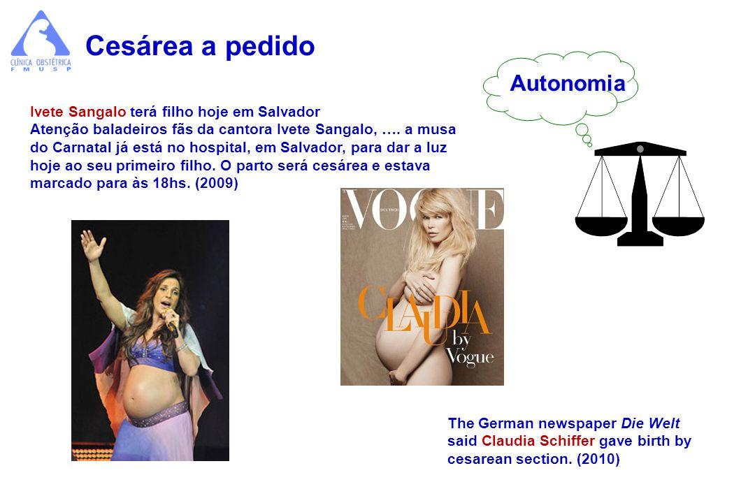Cesárea a pedido Autonomia Ivete Sangalo terá filho hoje em Salvador