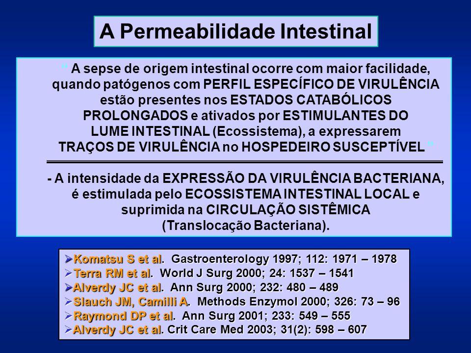 A Permeabilidade Intestinal
