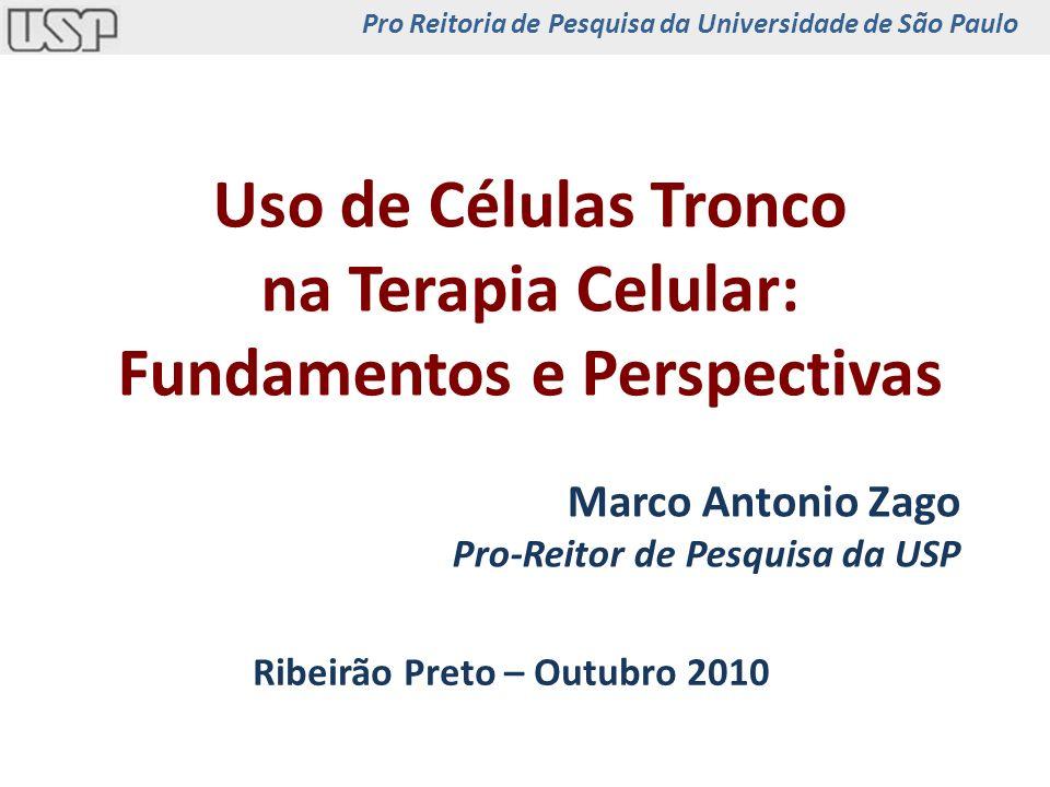 Fundamentos e Perspectivas Ribeirão Preto – Outubro 2010