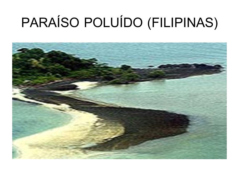 PARAÍSO POLUÍDO (FILIPINAS)