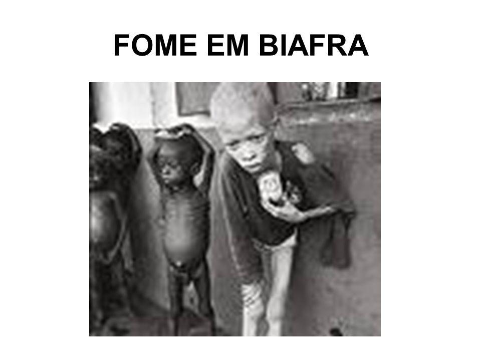 FOME EM BIAFRA