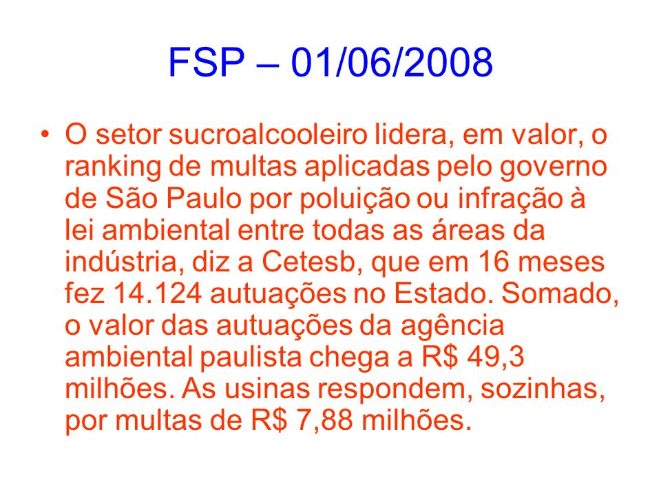 FSP – 01/06/2008