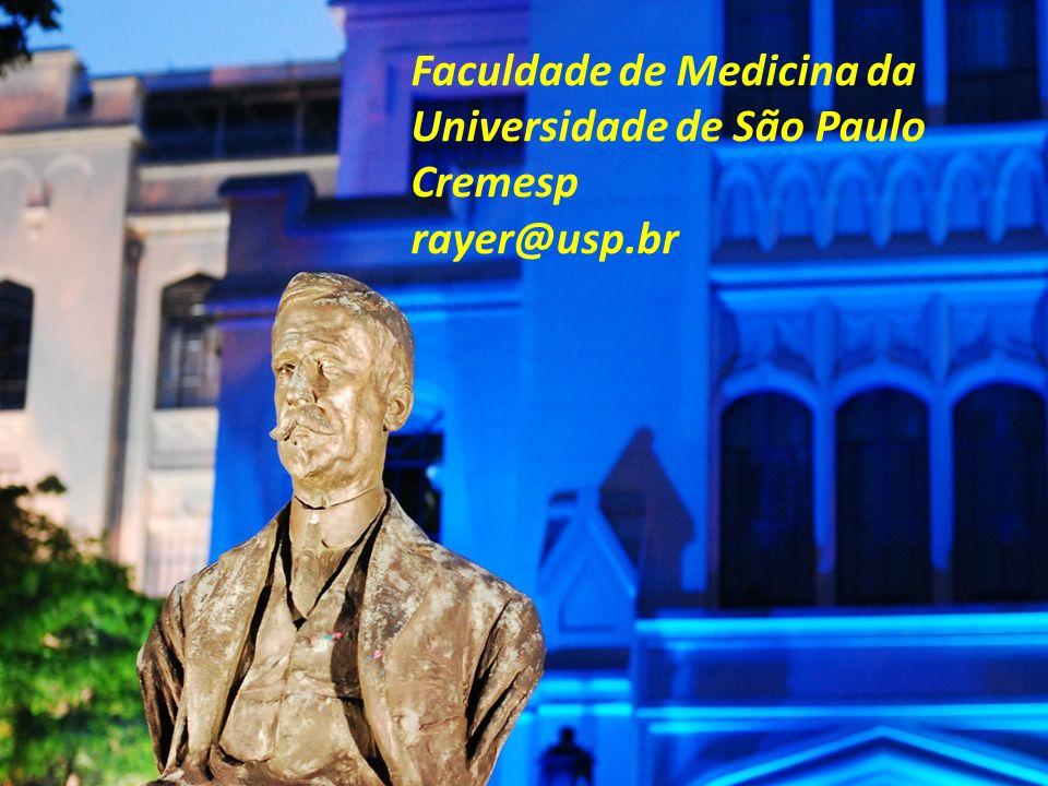 Faculdade de Medicina da Universidade de São Paulo Cremesp