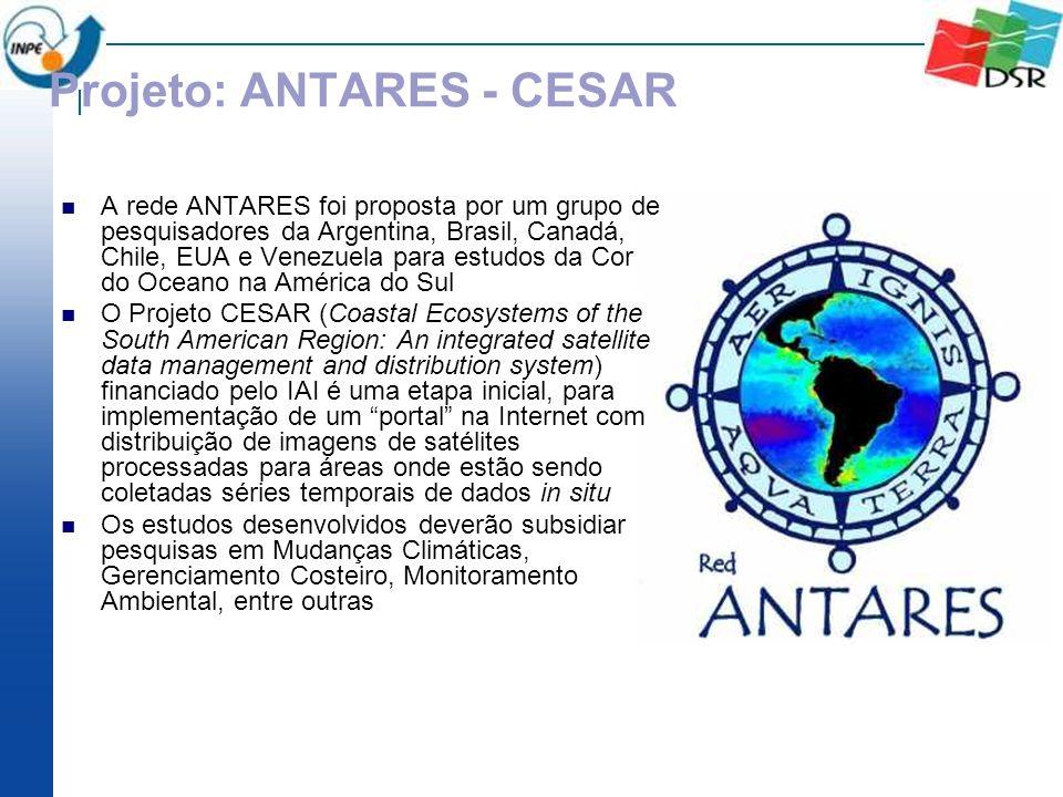 Projeto: ANTARES - CESAR