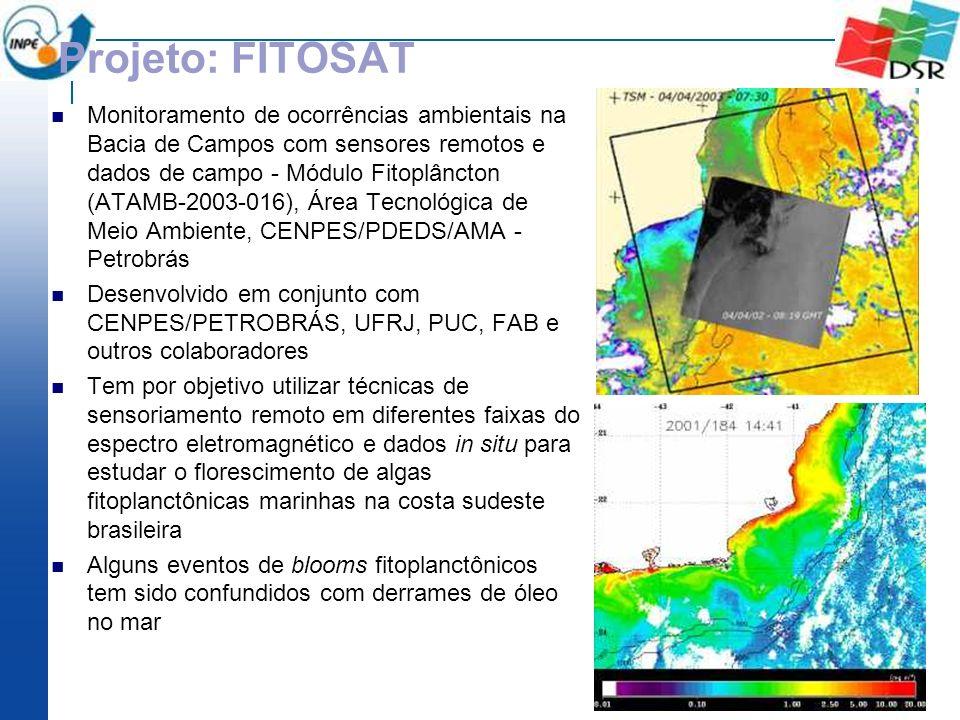 Projeto: FITOSAT