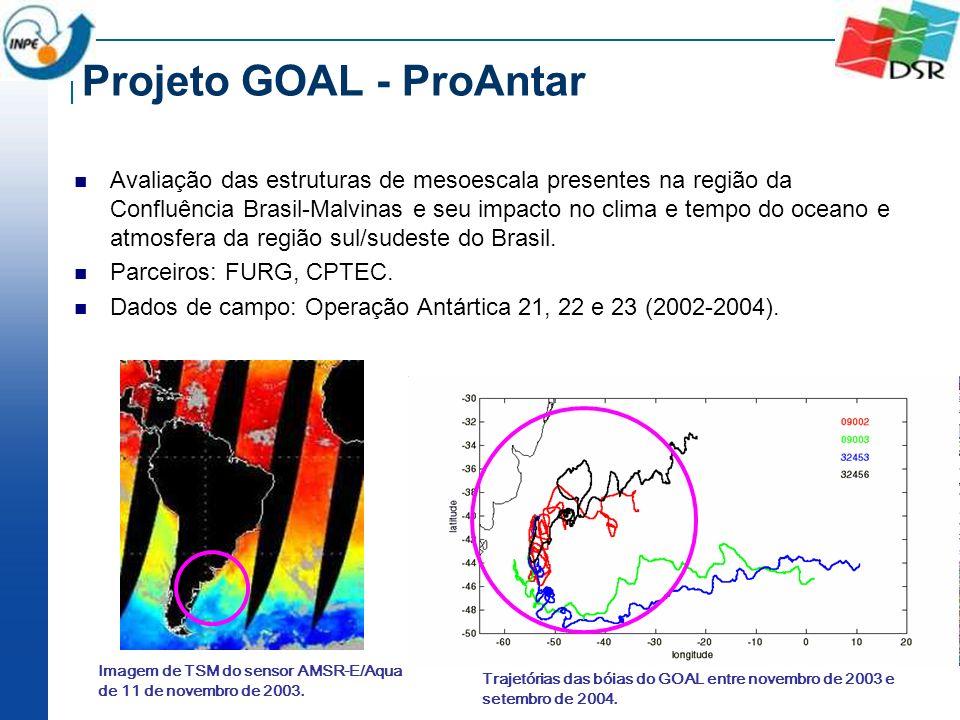 Projeto GOAL - ProAntar