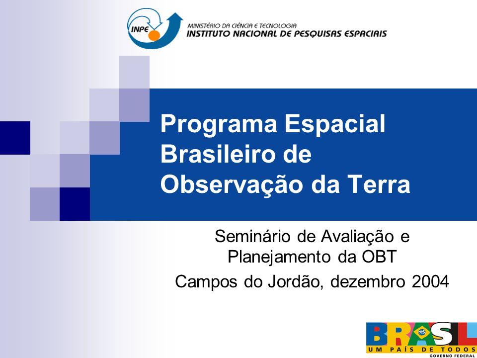 Programa Espacial Brasileiro de Observação da Terra