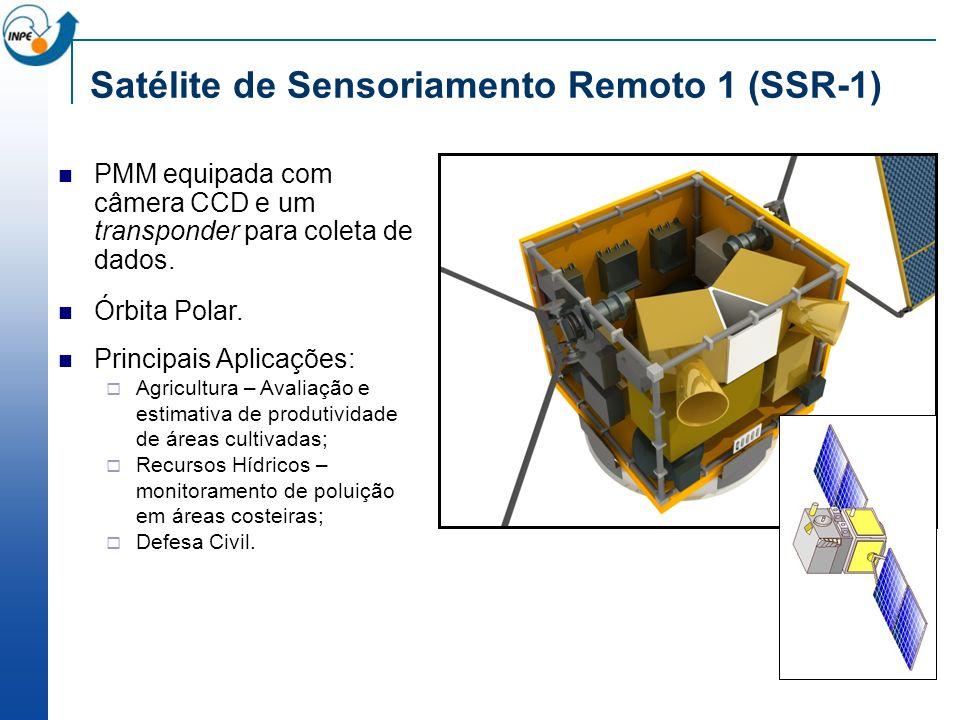 Satélite de Sensoriamento Remoto 1 (SSR-1)