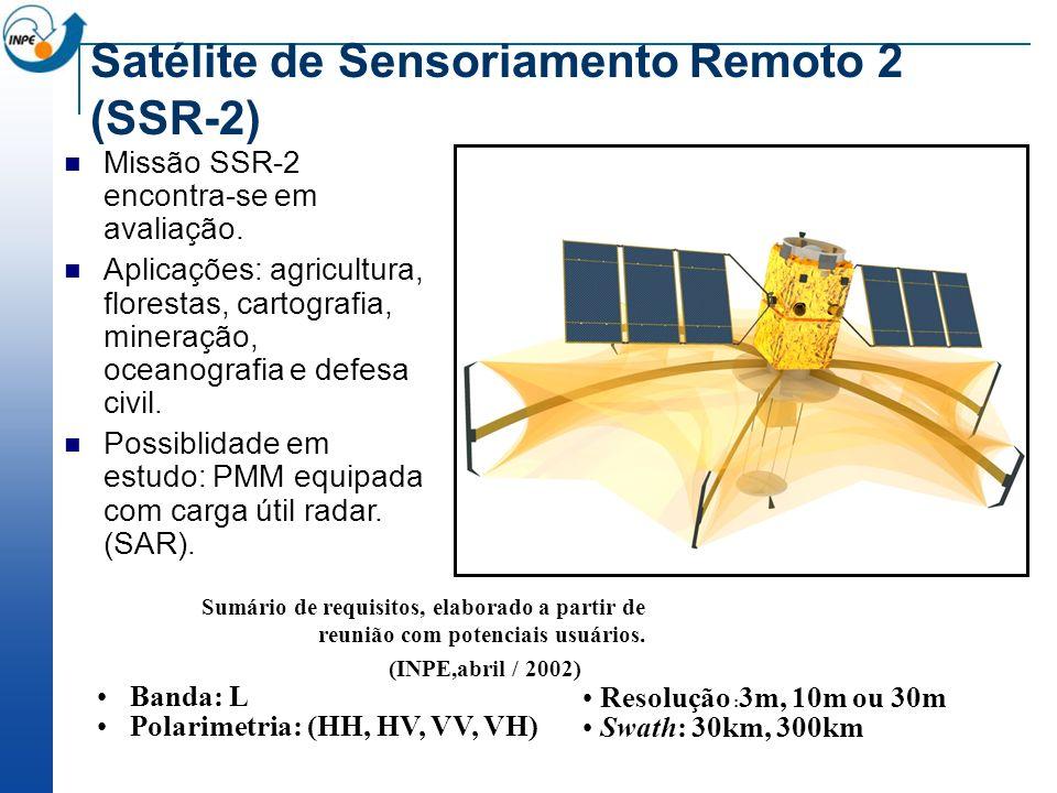Satélite de Sensoriamento Remoto 2 (SSR-2)