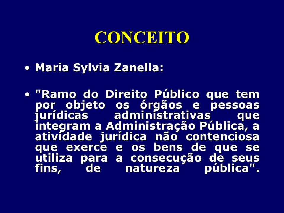 CONCEITO Maria Sylvia Zanella: