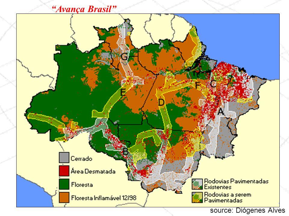 Avança Brasil source: Diógenes Alves