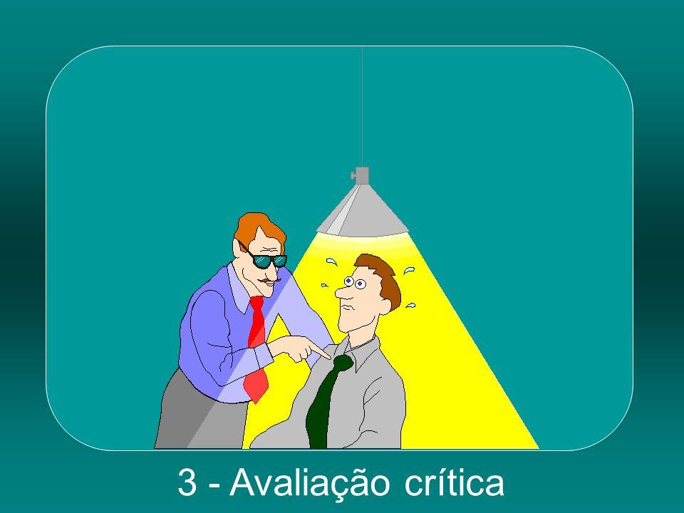 3 - Avaliação crítica